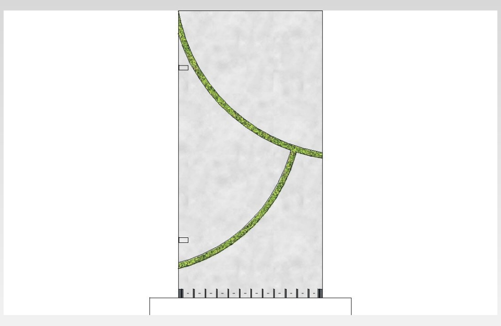 平面イメージ