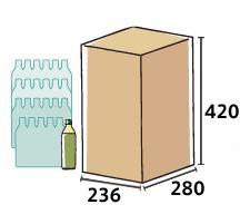 ペットボトル500ml×24本