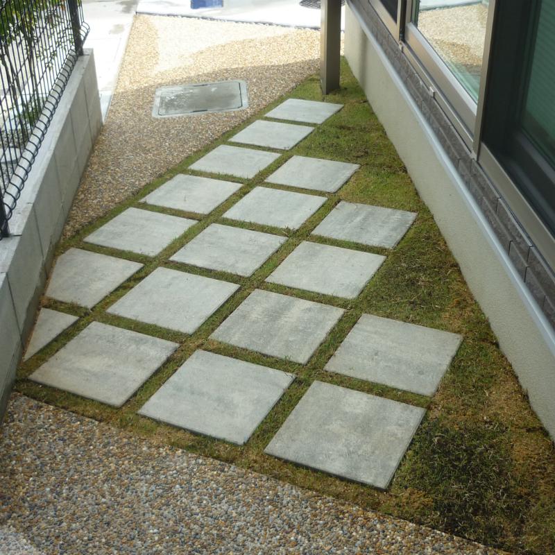 コンクリート平板敷き(1㎡あたり)※材料別※