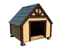 ドックコテージ犬小屋