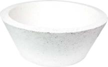 テラゾー手洗い鉢 丸400