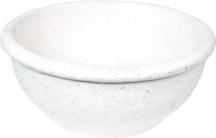 テラゾー手洗い鉢 丸370