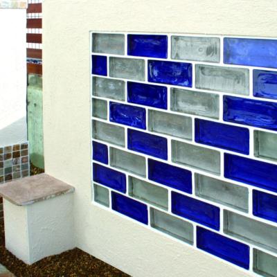 Venetian  Glass Brick ベネチアン  ガラスブリック