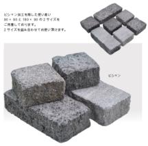 桜島溶岩石 ビシャン