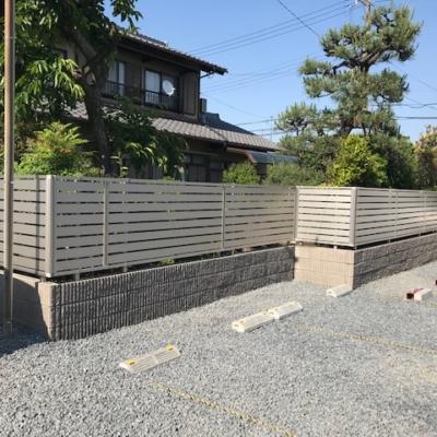 倒壊の不安も解消!暗い印象のブロック塀を解体してリフォーム