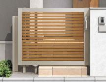 シャイングレー+クリエラスク 15-12 左引き ロング柱使用